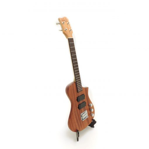 Right view of the tenor electric ukulele