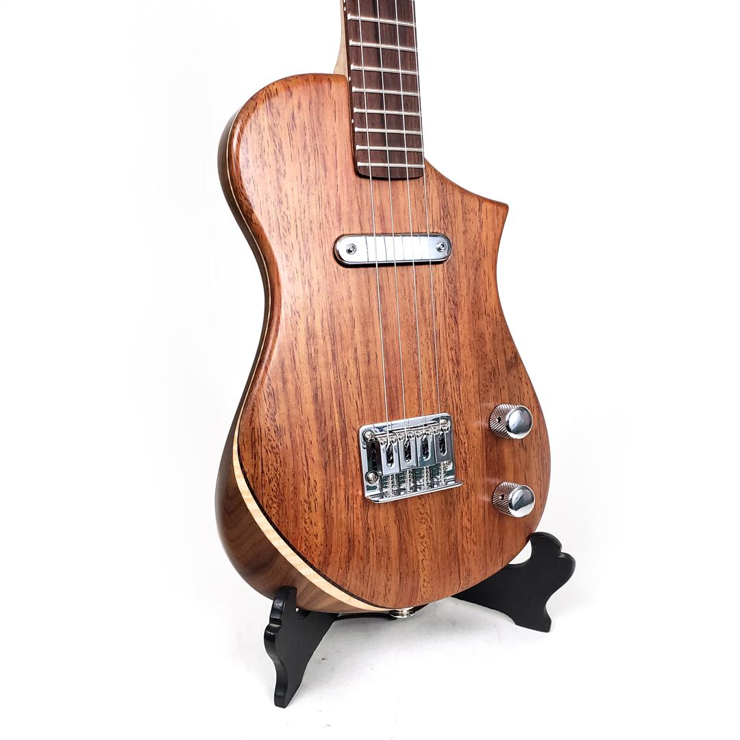 Concert Scale bubinga ukulele
