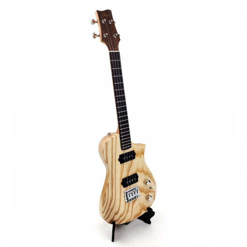 Ash Tenor Ukulele Right