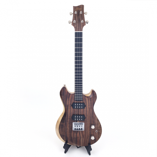 Walnut and Myrtle DC Tenor Front